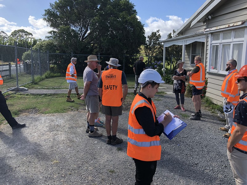 IMG 0262 lo res image from Northland Branch Matakohe Bridges Site Visit, Feb 2019 gallery